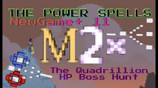 The Power Spells: The Quadrillion HP Boss Hunt | 1.0 Noita Advanced Gameplay Tips Run Series