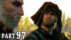 Let's Play The Witcher 3 Gameplay German Deutsch #97 - Auge um Auge
