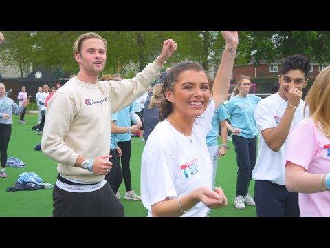 Cheltenham College Zumbathon Highlights 2019