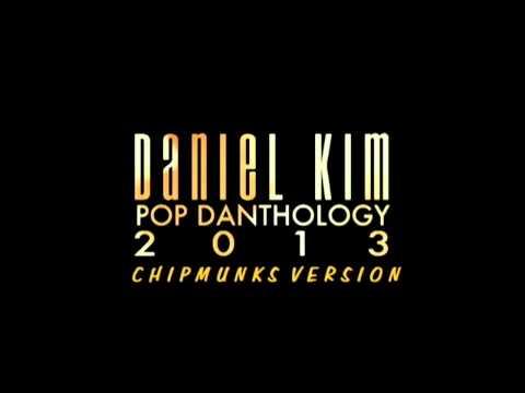 Pop Danthology 2013 CHIPMUNKS