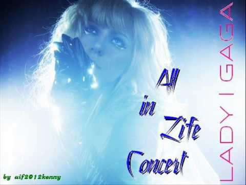 08 Fly Me To The Moon - All in Life Concert Starring Lady Gaga PITCHED