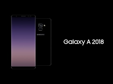 Samsung Galaxy A5 (2018) Release Date, Specifications, Price, Features, Design, CONCEPTS! ▻ https://.