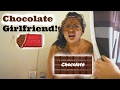 CHOCOLATE GIRLFRIEND!! (SHOWER PRANK)