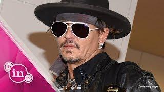 Johnny Depp: Seine optische Verwandlung!