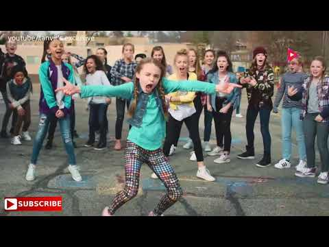 Best School kids Dancing forever with ( Riba Riba Mix) Last song 2017