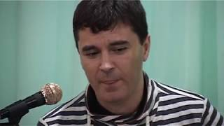 Заречный посетил известный российский писатель Евгений Гаглоев
