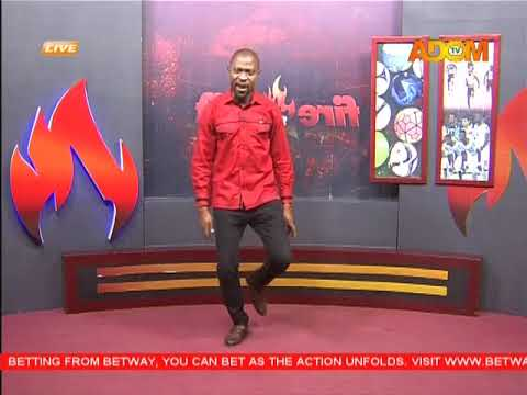 Commentary Position - Fire 4 Fire on Adom TV (22-2-18)