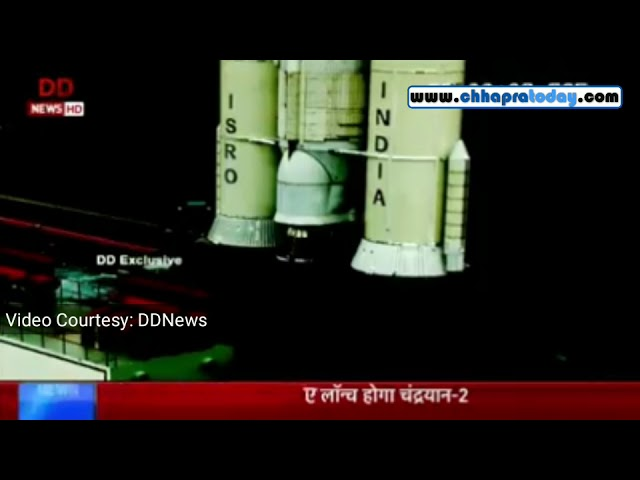 Chandrayan 2 launches successfully