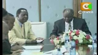 Martha Karua and William Ruto Exchange Bitter Words.