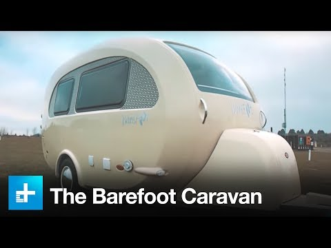The Barefoot Caravan - A Luxury Tiny House On Wheels
