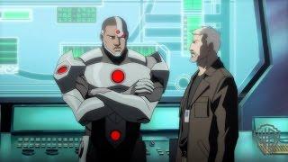 """Justice League: Throne of Atlantis - """"No Justice League"""""""