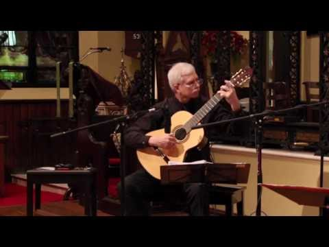 Sacred Music for Classical Guitar -  Lecture Recital by Ron DuBois