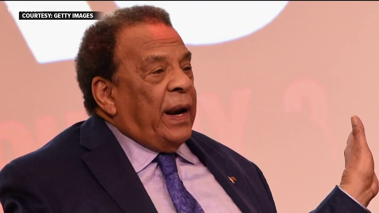 Andrew Young on the road to recovery
