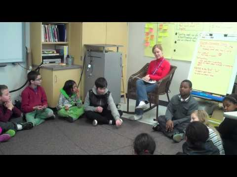 Engaging Students in Grand Conversations-String Activity