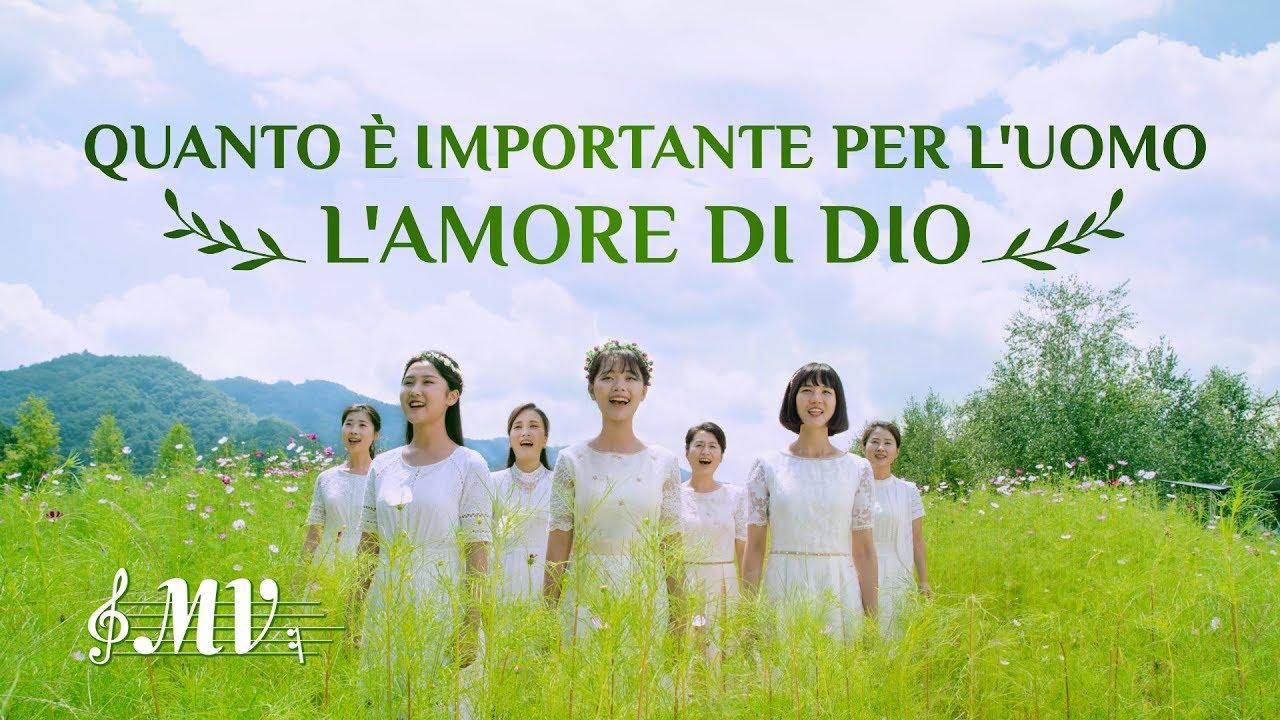 Cantico evangelico 2019 - Quanto è importante per l'uomo l'amore di Dio