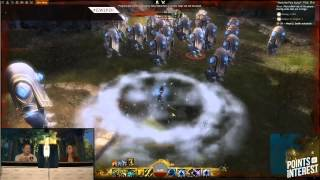 GW2 Tempest Elite Specialization Livestream