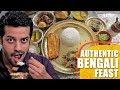 Authentic Bengali Feast   Bengali Food In Mumbai   Foodie & The Feast