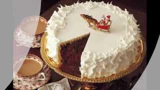 Easy Recipe Christmas Cake
