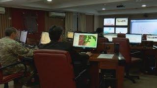 Se puso en marcha en todo el país el operativo para brindar seguridad a las elecciones