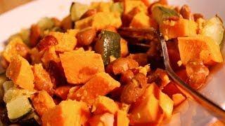 Oven Roasted Sweet Potato Recipe