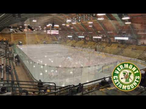Ranking NCAA D1 Ice Hockey Arena Sizes