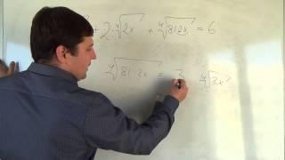 Алгебра 11 класс. 21 сентября. свойства корня n й степени #10