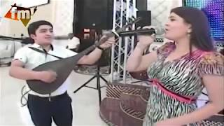 vuclip Perviz Mubarizoglu & Gunel Tovuzlu - Dunya hara telesirsen