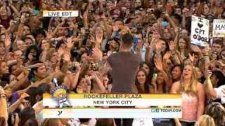 Maroon 5 Harder To Breathe The Today Show 08 05 2011