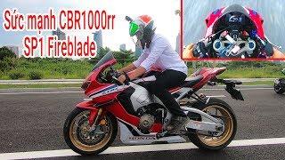 Test sức mạnh Honda CBR1000RR SP1 FireBlade   Test Honda CBR1000RR SP1 FireBlade