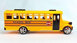 Autobuses Infantiles - Buses Escolares - Carros para Niños