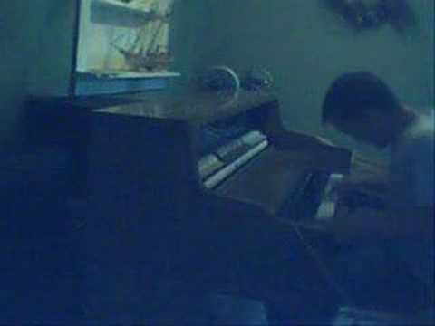 Piano Roll Ross does Ray Charles Robinson's - Mess Around