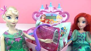 Princess Talking Cash Register Kids Imaginative Play with Toys Unlimited