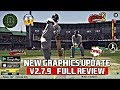 WCC2 2018 NEW GRAPHICS UPDATE || V2.7.9 || FULL REVIEW || DBC 17 LIKE GRAPHICS