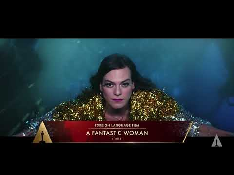 'A Fantastic Woman' wins Best Foreign Language Film