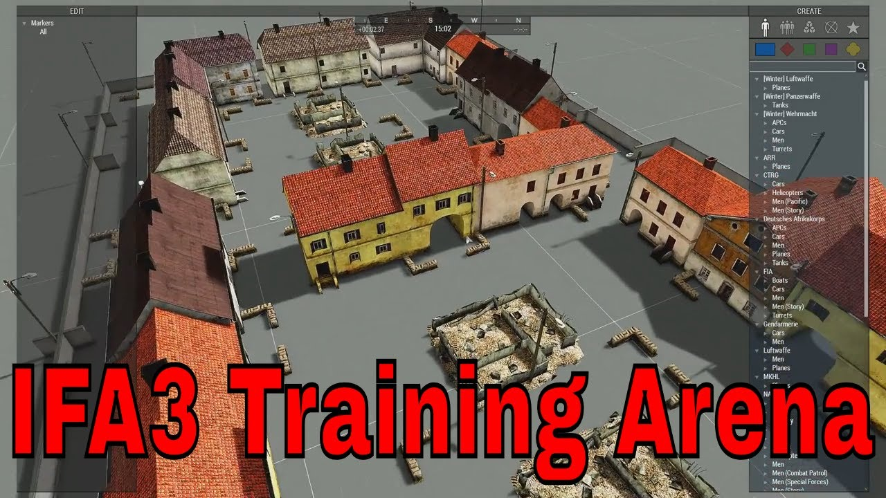 IFA3 Training Arena - Arma 3: WW2 IFA3 Lite