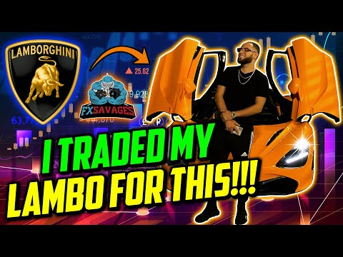 Life Of A Forex Trader Vlog 7! NEW WHIP & Live Trades! (MUST WACTH)