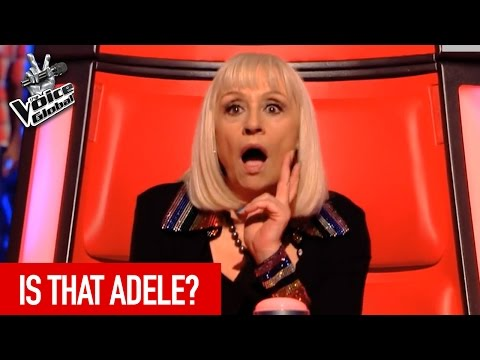 The Voice Global | BEST ADELE COVERS On The Voice