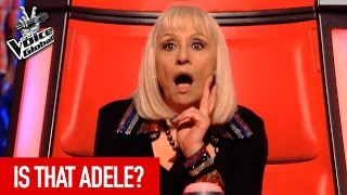 The Voice | BEST ADELE COVERS on The Voice