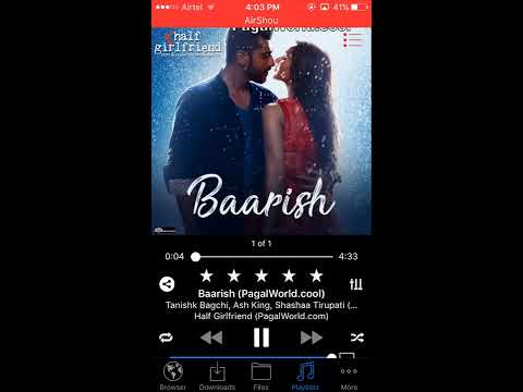 How to download music in iphone for free in hindi without computer (No Jailbreak)