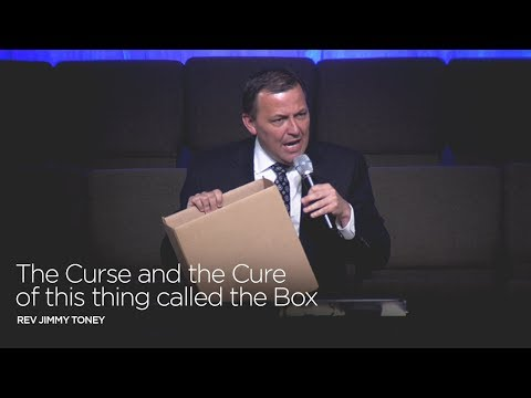 """The Curse And The Cure of This Thing We Call The Box"" – Jimmy Toney"