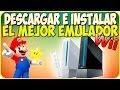 Descargar, Instalar y configurar el mejor Emulador de Wii 2017 - Tutorial en español