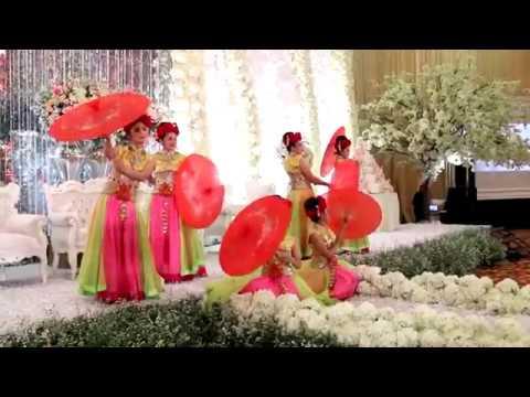 Chinese Oriental Umbrella Dance | IG: @dancefirstindonesia