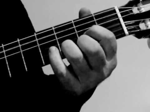 (Acordes de Guitarra canción (Cuando Calienta el Sol).