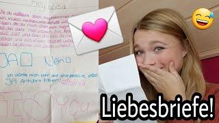 Meine Liebesbriefe!💌😂 / Couch Kult