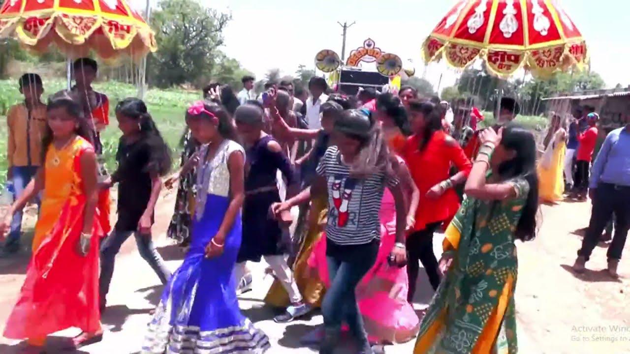 આદિવાસી વિસ્તારમાં જોરદાર ડાન્સ વરઘોડો જોવા આ વિડીયો ' Adivasi dance live video 2021