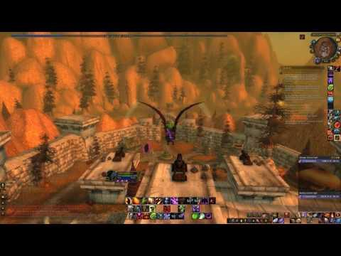 Destruction Warock Artifact Quest - Scepter of Sargeras