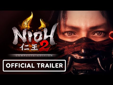 Nioh 2 Complete Edition - Official PC Overview Trailer
