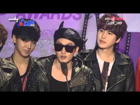 130213 Super Junior Third Quater Album Singer