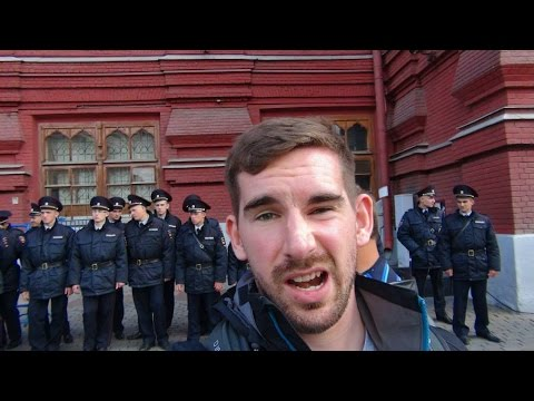 In Trouble with Russian Police. Backpack vlog Ep. 3