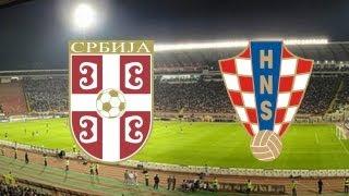 Serbien - Kroatien   WM Qualifikation für Brasilien 2014   6. September 2013 / LPT Fifa 13